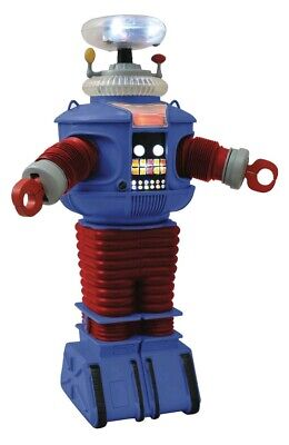AU82.95 • Buy Lost In Space B-9 Retro Electronic Robot By Diamond Select Toys