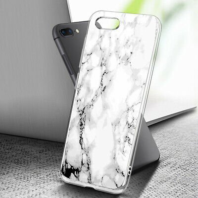 AU8.99 • Buy ( For IPhone 7 ) Art Clear Case Cover C0077 Carrara Marble
