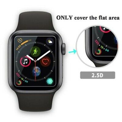 $ CDN2.37 • Buy For Apple Watch Series 1/2/3/4/5 Bumper Hard Case-Cover-Screen Protector 38-44mm