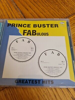 Prince Buster - Fabulous Greatest Hits [Melodisc] (2007) • 5£
