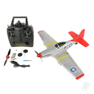 £78.90 • Buy Sonik RC P 51 Mustang. 400. 4 Channel With Flight Stabilisation Ready To Fly