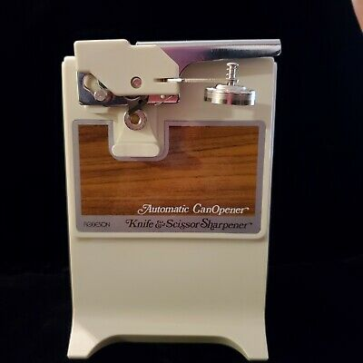 $ CDN26.63 • Buy Vintage ROBESON Fully Automatic Can Opener & Knife Sharpener New/old Stock
