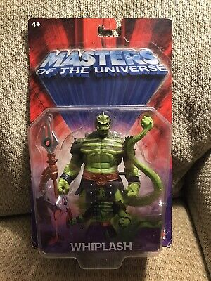 $8 • Buy Masters Of The Universe (MOTU) Whiplash 6  Action Figure By Mattel 2002