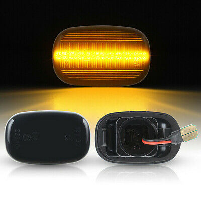 $23.30 • Buy LED Dynamic Turn Signal Side Marker Light For Toyota Corolla Camry Hilux Prius
