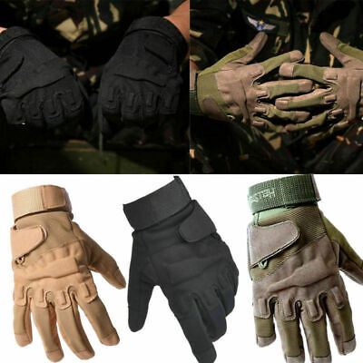 $13.99 • Buy Winter Outdoor Windproof Warm Military Tactical Glove Hunting Full Finger Gloves