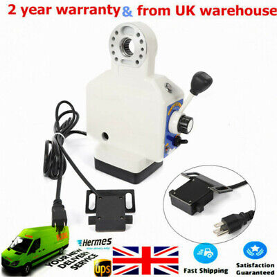 220 Volt X Axis Power Drive Feed Kit For Bridgeport Milling Machine High Quality • 129£