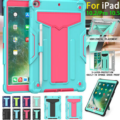AU21.39 • Buy For IPad Pro 10.5 Air 3 Ipad 7 8 10.2 2019 2020 Case Duty Stand Shockproof Cover