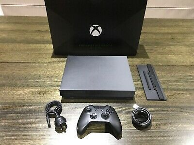 AU575 • Buy Xbox One X 1TB Console Project Scorpio Edition - Rare - Immaculate Condition