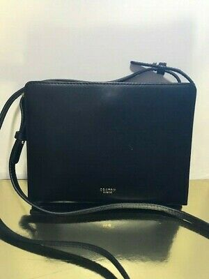 AU90 • Buy Oroton BLACK Escape Mini Cross Body Bag Crossbody
