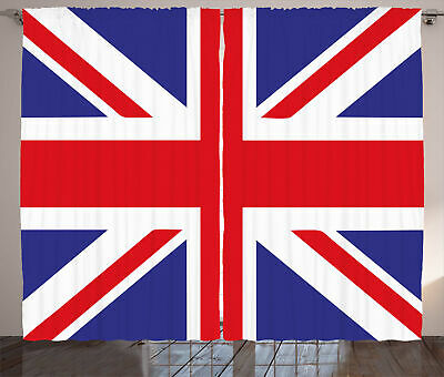 Union Jack Curtains British Loyal • 64.99£