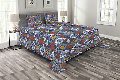 £73.99 • Buy Tribal Bedspread Mexican Traditional Art
