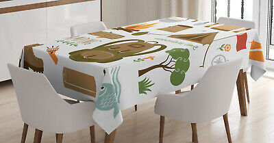 £20.99 • Buy Adventure Tablecloth Camping Equipment