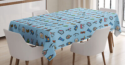 £20.99 • Buy Colorful Tablecloth Camping Equipment Hiking