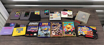 $ CDN80.53 • Buy  NES (Nintendo Entertainment System) Lot Of 10 Games + 2 SNES Games