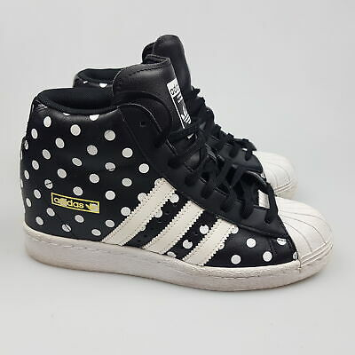 AU79.99 • Buy Women's ADIDAS 'Superstar Up Polka Dot' Sz 6.5 US Shoes ExCon   3+ Extra 10% Off