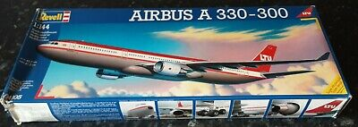 REVELL  1:144 AIRBUS A330-300 LTU 04205 Vintage Model Kit Sealed Parts  • 50£