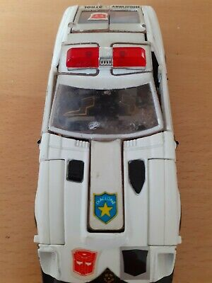 G1 Transformers Prowl 80s Original Vintage With Weapons • 39.99£
