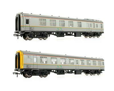 Bachmann 'oo' Gauge 39-000p Mk1 Weedkiller Coach Twin Pack *kernow Exclusive* • 169.50£