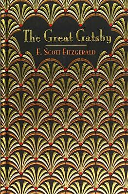The Great Gatsby: Chiltern Edition (Chiltern Classics) New Hardcover Book • 12.56£