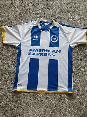 Brighton And Hove Albion Home Shirt • 14.99£