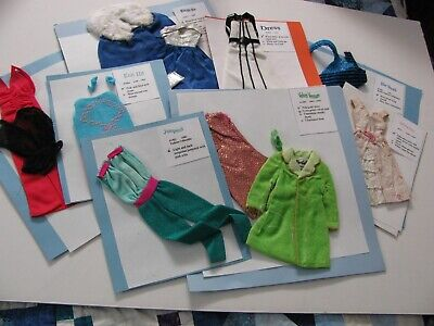 $ CDN25 • Buy Lot #1 Barbie Clothes Including Some Vintage, Used.
