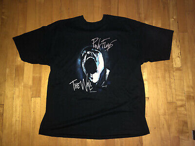 $ CDN250 • Buy Pink Floyd Vintage T Shirt 1982 Great Condition Medium/Large-ish