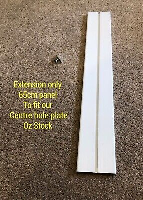 AU5.99 • Buy Portable Air Conditioner Spare Parts Window Slide Kit Plate 65CM Extension 1 Pc