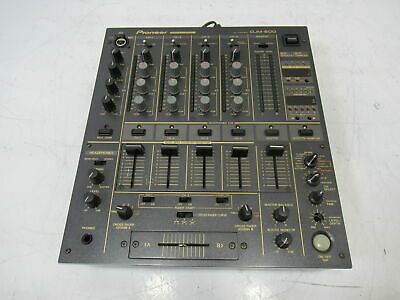 Pioneer DJM-600 Professional 4-Channel DJ Mixer With Built In Effects Faulty • 189£