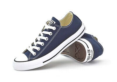 Converse Chuck Taylor All Star Navy Ox Unisex Sneakers M9697C Adults Sizes • 36£
