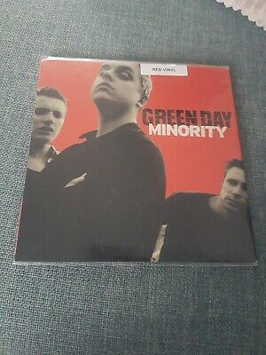 GREEN DAY 7  Minority / Brat (LIVE) / Jackass / 86 (LIVE RED Vinyl RARE Sealed  • 34.99£
