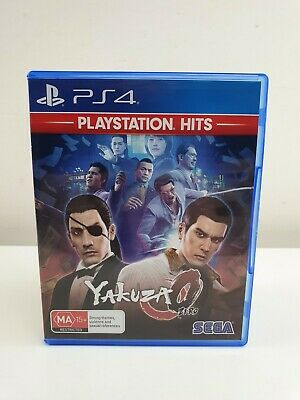 AU52.99 • Buy Yakuza 0 PS4