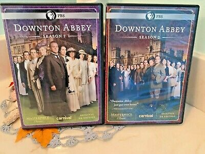 £7.15 • Buy Downtown Abbey * Complete Seasons 1 & 2