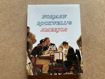 $ CDN26.30 • Buy Norman Rockwell's America Readers Digest 1976 Hardcover Coffee Table Book New