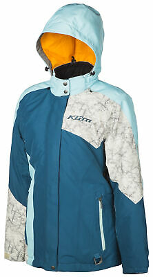 $ CDN461.36 • Buy Klim Womens Blue Allure Snowmobile Parka Jacket Insulated Snow 2019