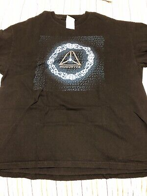 $ CDN19.77 • Buy Mudvayne XL Logo T-Shirt 2002 Original Vintage