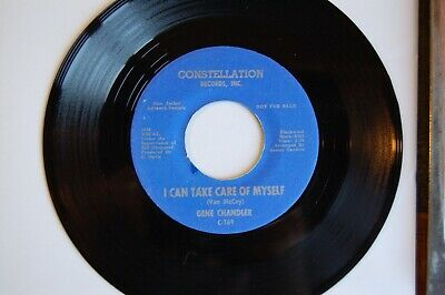Northern Soul Collection: Gene Chandler  I Can Take Care Of My Self   Ex++ • 5.50£