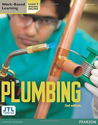 Plumbing Level 3 Nvq/Svq Diploma (NVQ Plumbing) By JTL Training Book The Cheap • 50.69£