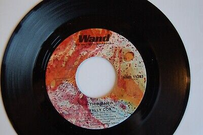Northern Soul Collection Wally Cox  This Man Wants You  Wand 11233 EX- • 3.20£