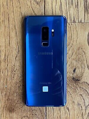$ CDN362.68 • Buy Samsung Galaxy S9+ PLUS Verizon GSM Unlocked (Coral Blue) Excellent Condition