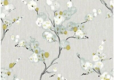 £29.05 • Buy Wall Pops Mirei Peel & Stick Wallpaper Neutral Floral Japanese Blossoms