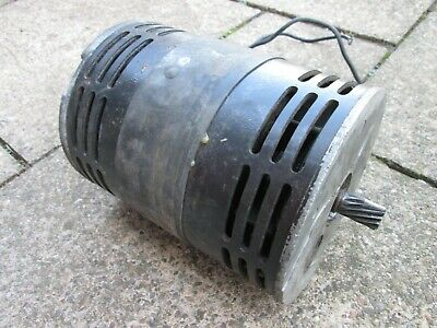 Imperial 24v Dc Electric Motor, Used. • 110£