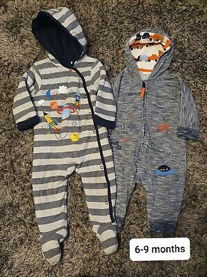 Baby Boys Next And Blue Zoo 6-9months  • 3£