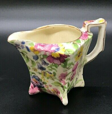 $ CDN62.65 • Buy Vintage Royal Winton Grimwades SUMMERTIME Chintz YORK Creamer For Breakfast Set