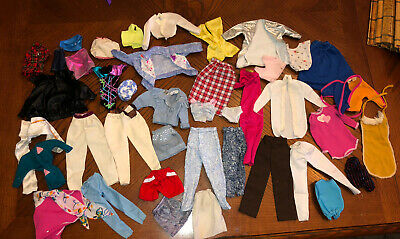 $ CDN25.99 • Buy Huge Lot Of Vintage 80's Barbie & Ken Doll Clothes