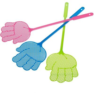 AU5 • Buy Plastic Mosquito Fly Swatter Handle Extendable Insect Swat Killer Bug Catcher