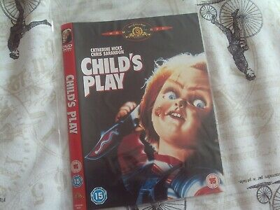 Child's Play (DVD, 2004) Horror Chucky - Disk & Cover Only - No Case • 2.20£