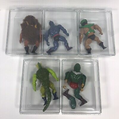 $39.99 • Buy Lot Of 5 VTG 1980s MOTU Masters Of The Universe Action Figures Need Leg Bands