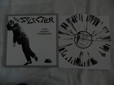 The Selecter Too Much Pressure Limited Edition Import  New   Ska Two Tone Last 1 • 49.99£