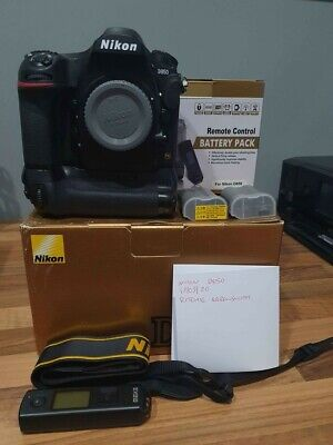 View Details Nikon D850 Digital Camera Body With Grip And Spare Battery • 1,850.00£