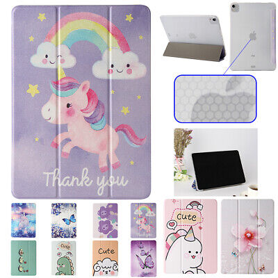 AU20.59 • Buy For IPad 8//4/5/6/7 Air 1/2/3 Pro 1/2 11 10.5 Case Pattern Magnetic Wallet Cover